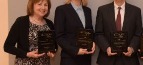 SMRLS' Staff Receive Becker Awards